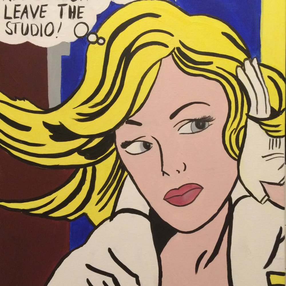 M-Maybe by Lichtenstein