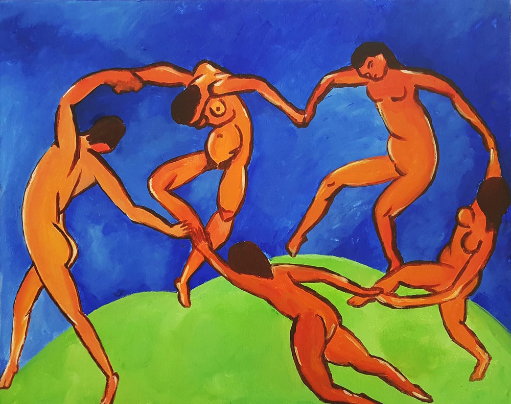 Dance by Matisse