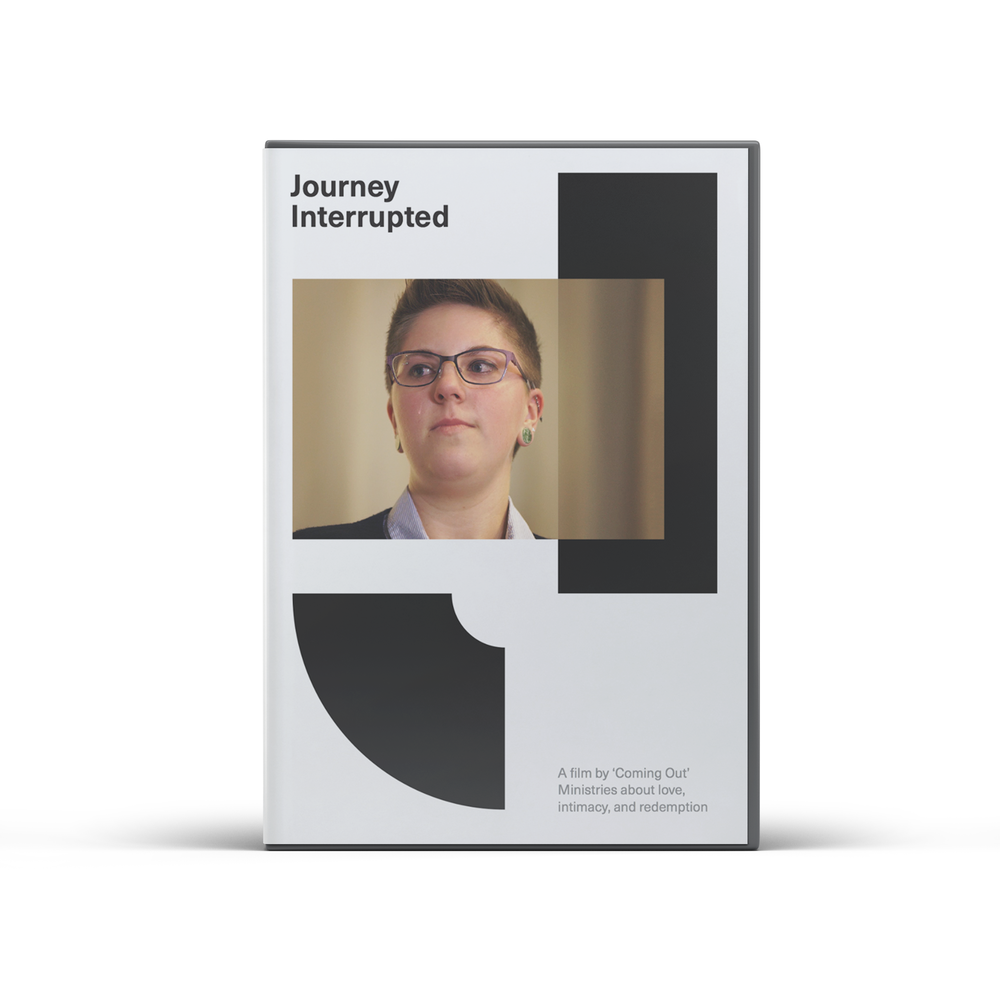 "Now Available - Today, society has put and emphasis on ""sexual identity."" Does God provide solutions to our confusion? ""Journey Interrupted"" shares the stories of five people on their journey. Get this gripping, compassionate film and find that ""you matter, you belong, and you are loved.""   View Item in Store"