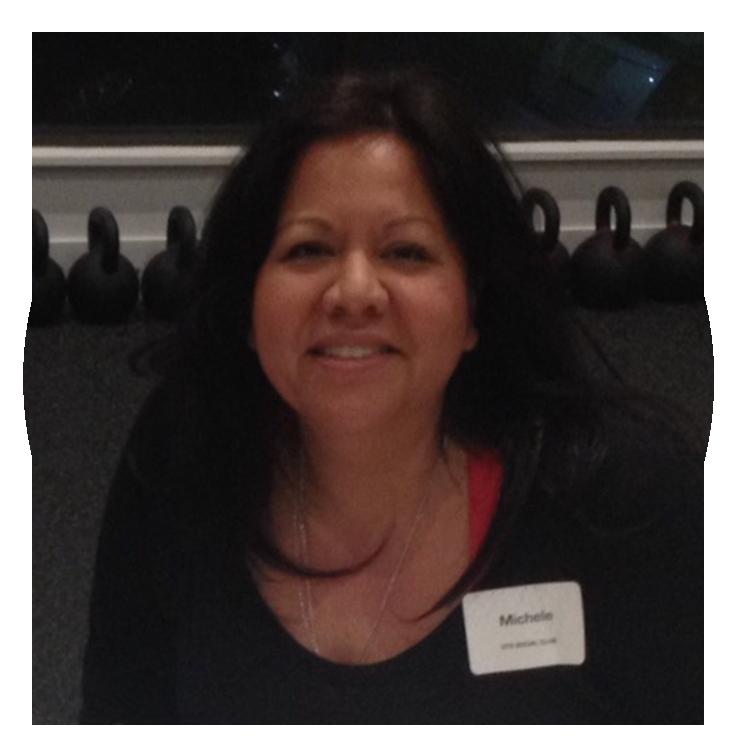 Michele - Registered Massage Therapist (RMT)