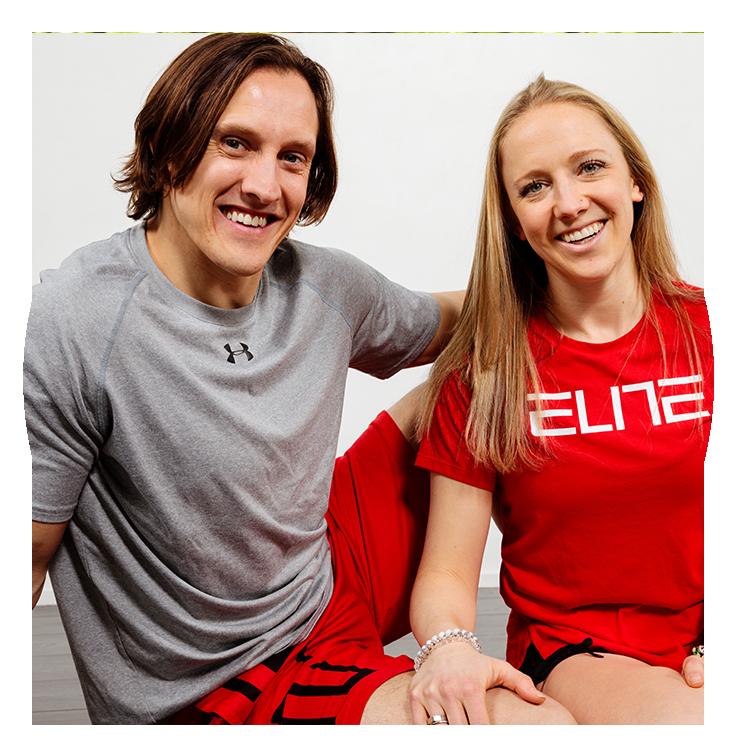 Dain Wallis & Freyja Spence - Founders of Move Daily.