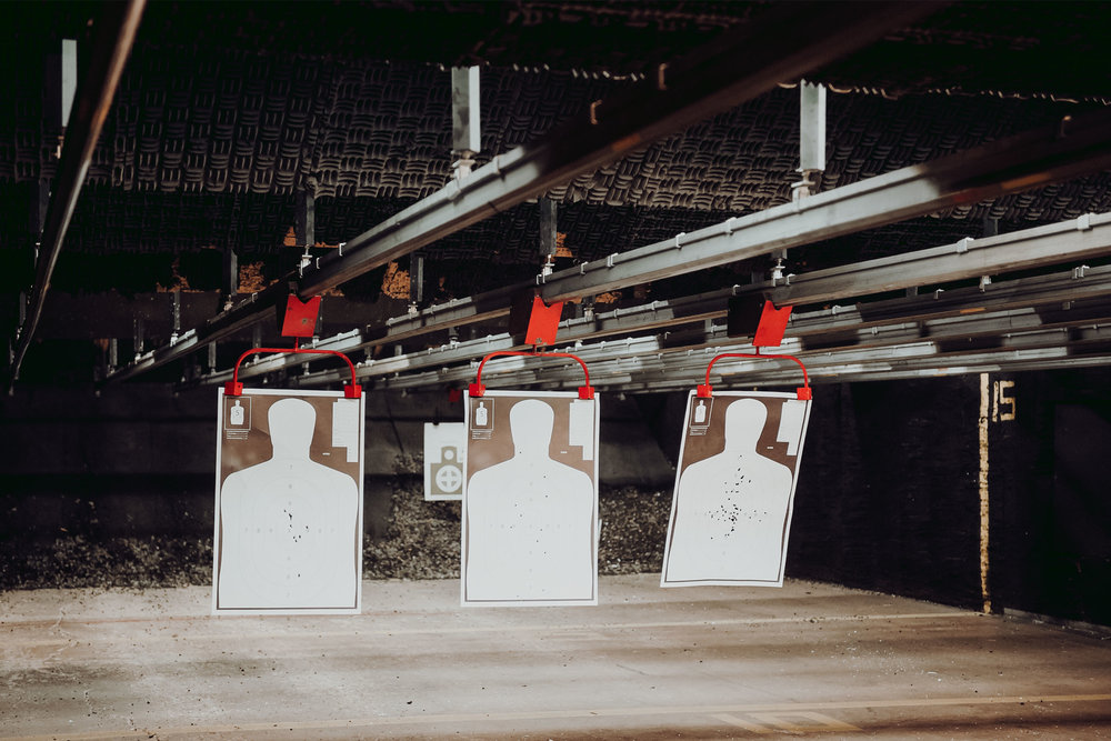 How not to look like an idiot at the range. - by Sean Parnell