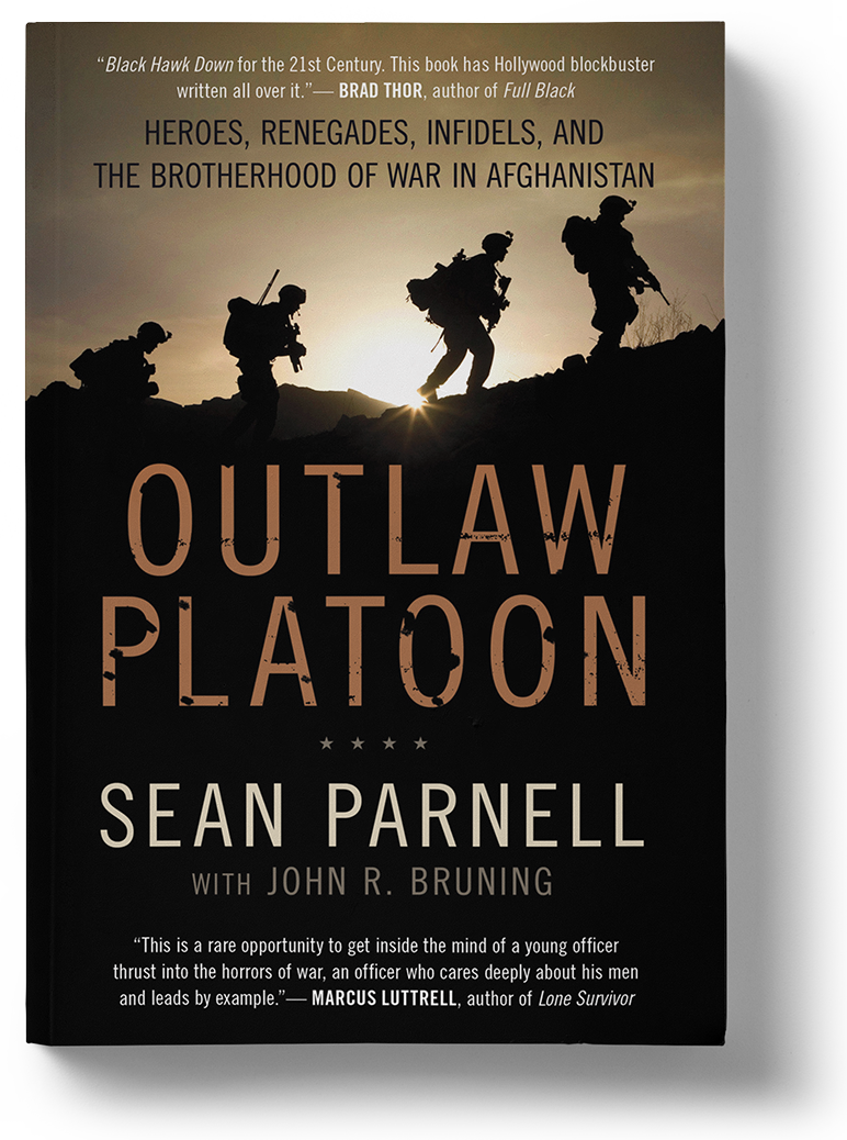Outlaw Platoon  by Sean Parnell