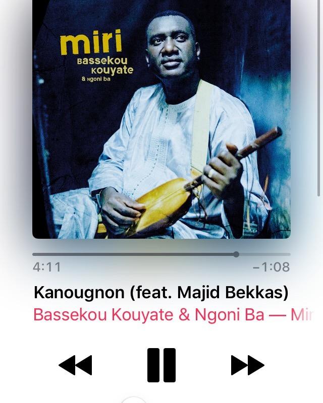 #bassekoukouyate #ngoniba #mali #sundaymorningmusic
