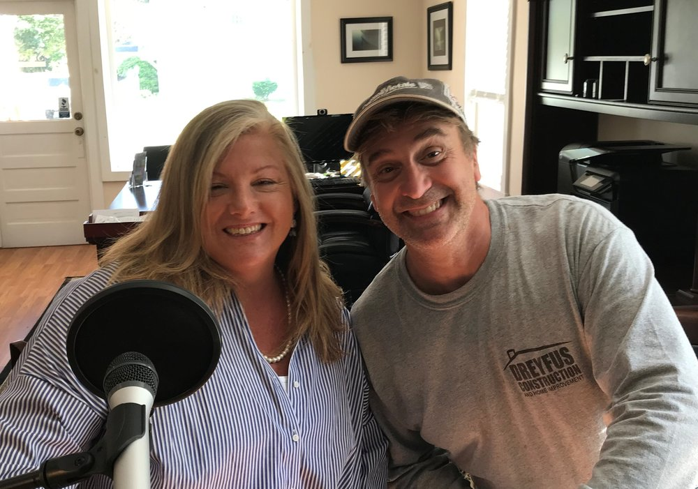 Behind the Studs podcast - Episode 9 - real estate and selling your house - jodi and jimmy.jpg