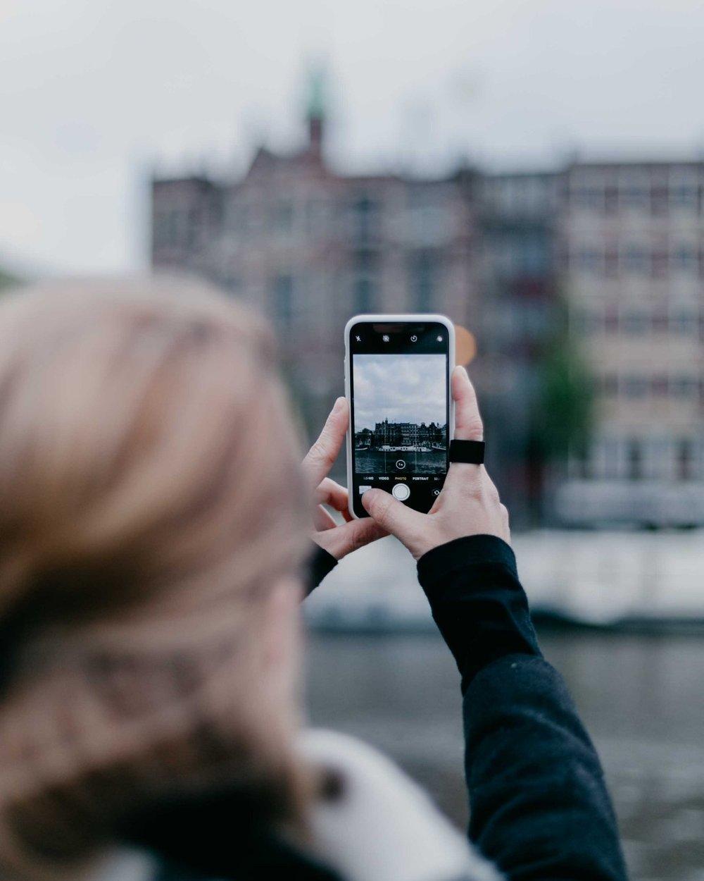 Como tirar fotos lindas só com celular | Workshop -