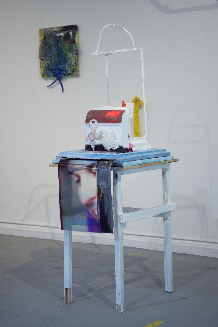 Sculpture — Jack Whitescarver