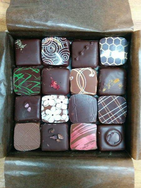 The Amazing Stroll:    Best chocolates in France!