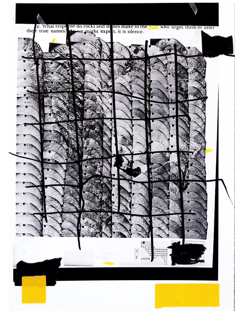 THIRTYTWO (silent landscape)    digital print (edition of 10)    45 x 60cm    2018