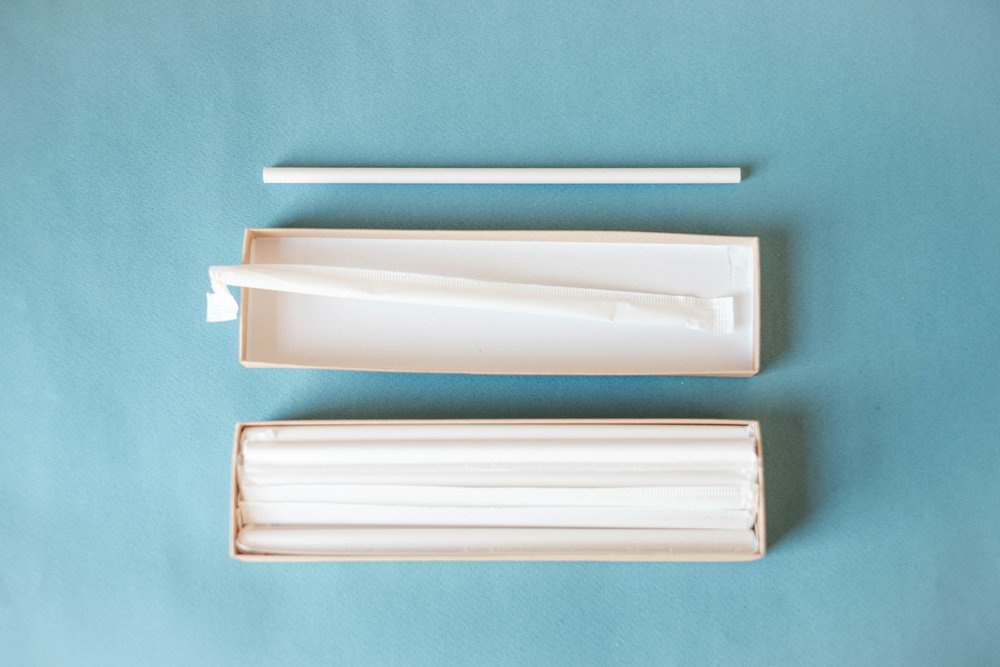 Individually Wrapped White - Subscriptions offered in packs of 400.