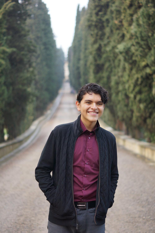 SEBASTIAN CAMACHO Director of Digital Marketing