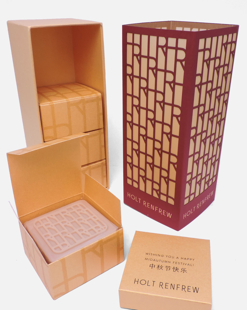Holt Renfrew | Mid-Autumn Mooncakes