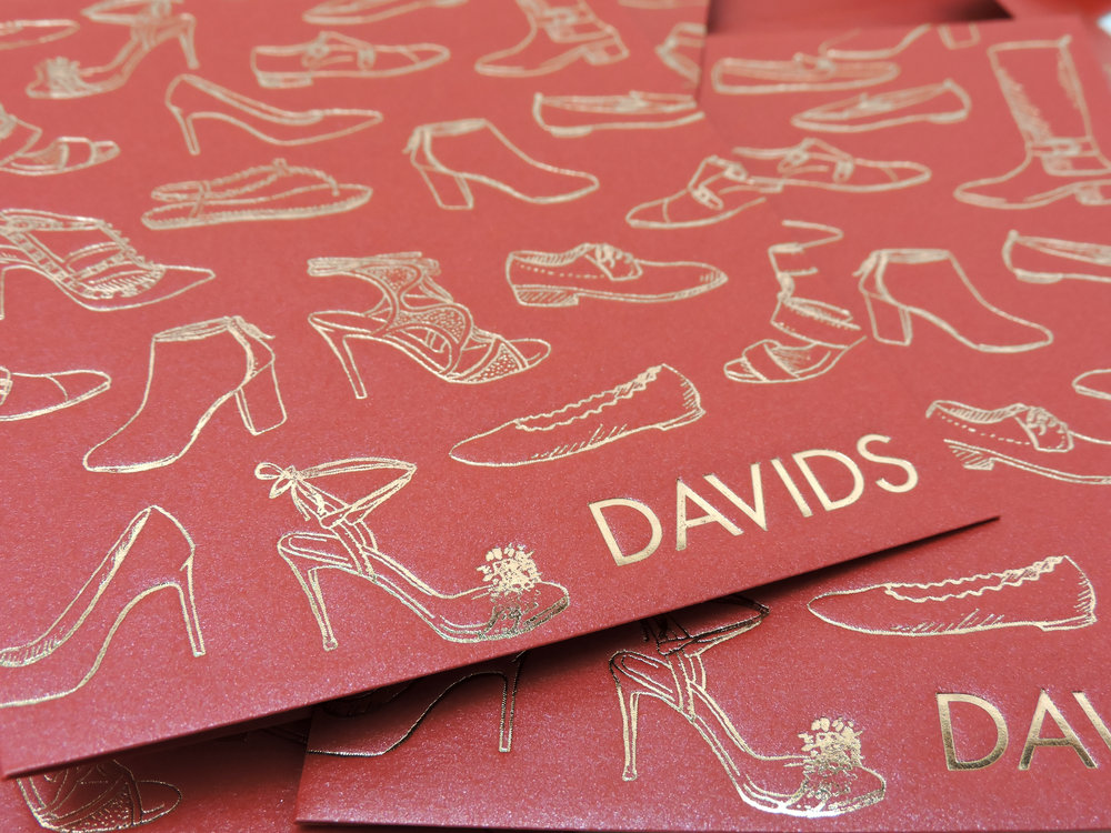 Davids Footwear | Lucky Money Pockets