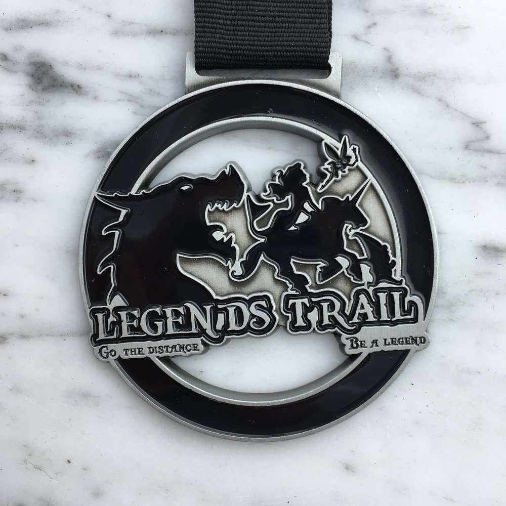 A medal to be proud of
