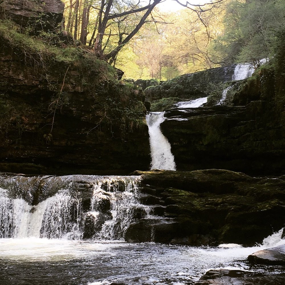 Brecon Beacons - Waterfall country