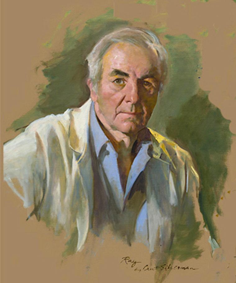 Everett Raymond Kinstler, 2014
