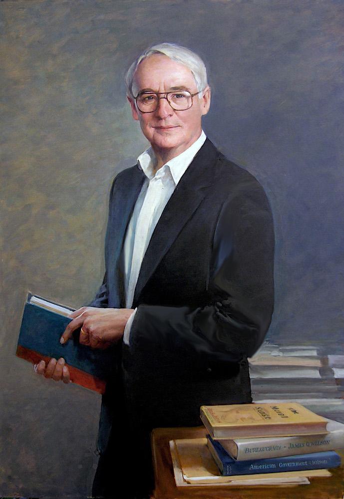 James Q. Wilson, 2015