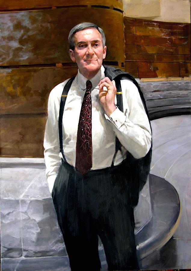 L Richard West, 2005