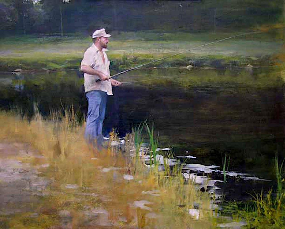 Fishing the Bog, 2010