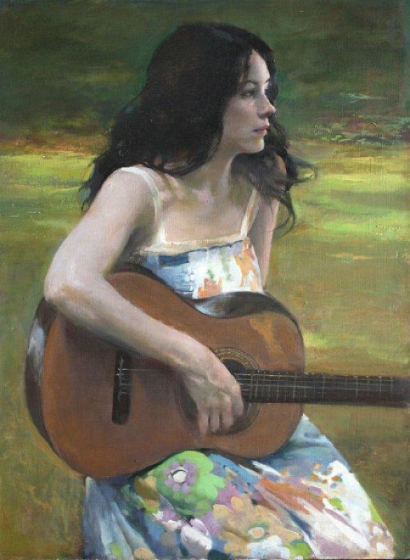 Arcadia, a study. 2008
