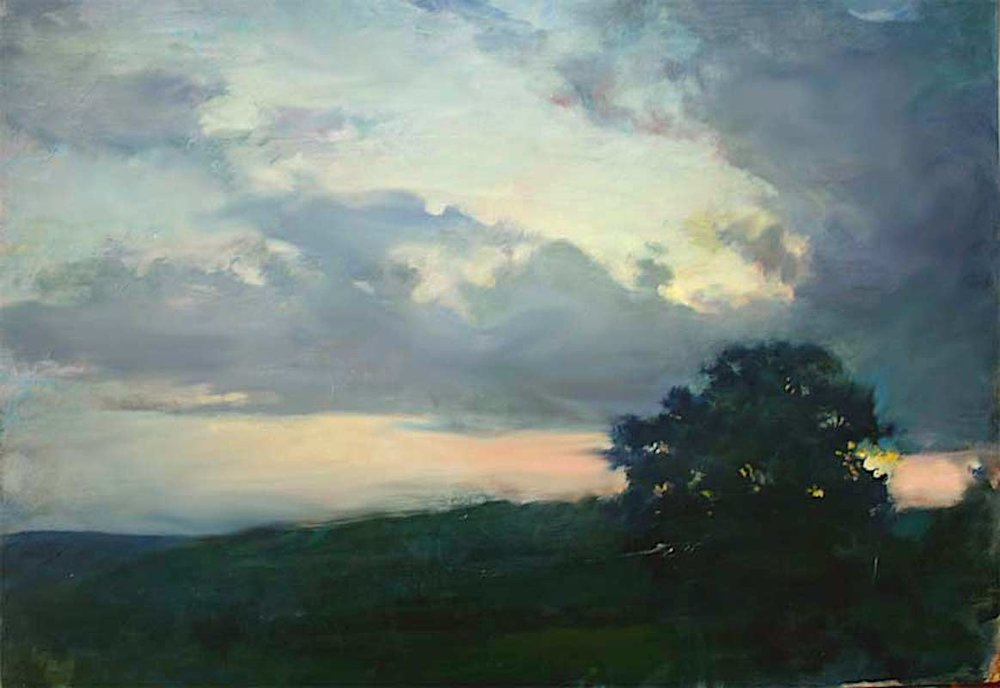 Big sky twilight. 2009