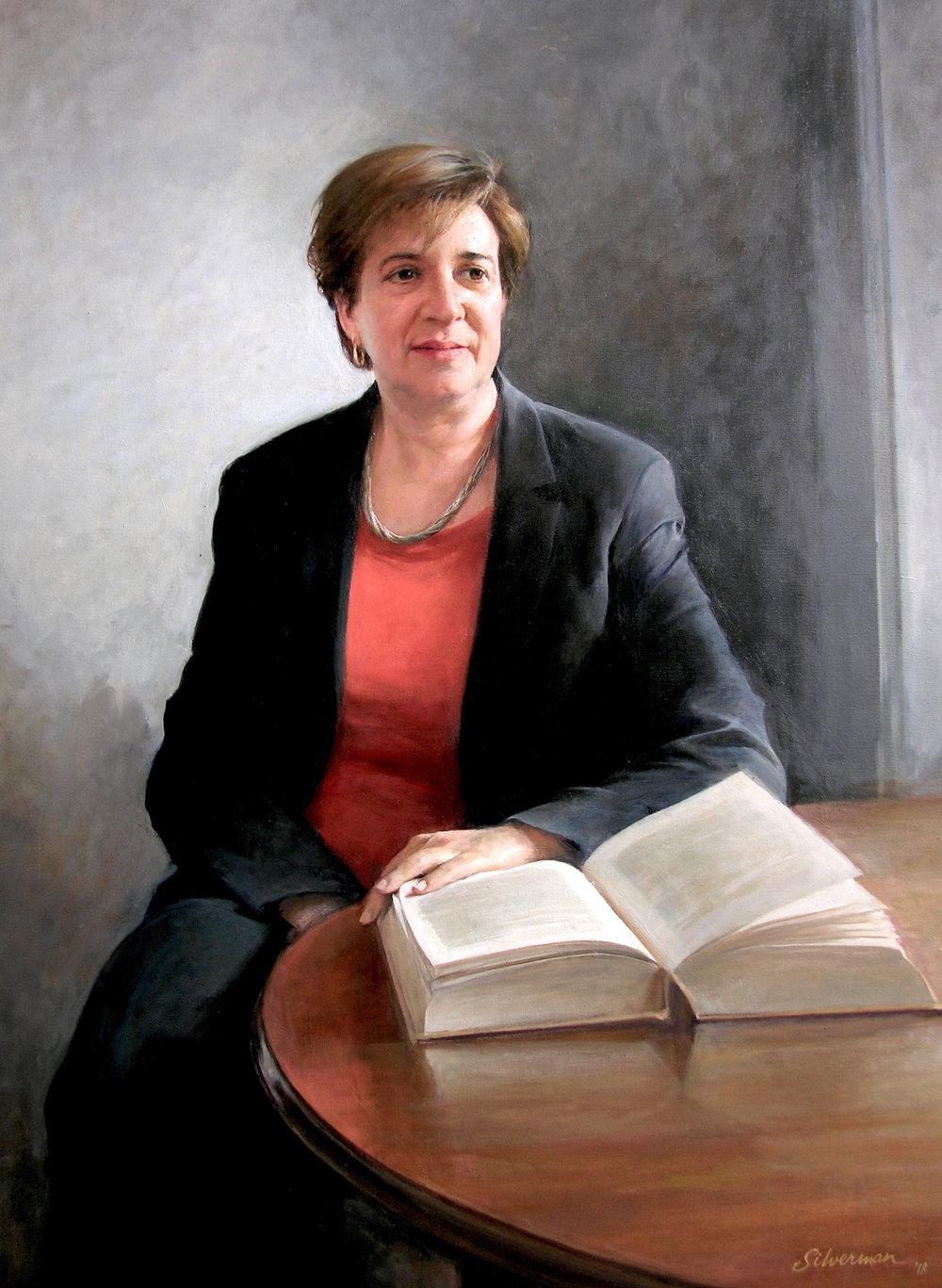 Assoc. Justice Elena Kagan, 2018