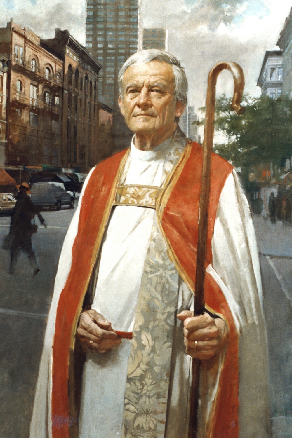 Rt. Rev. Bishop Paul Moore, Jr.  1997