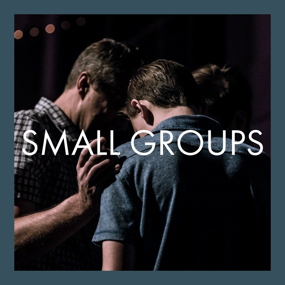 - We are not just a church WITH small groups we are a church OF small groups, with multiple groups that meet on different nights in different locations. Click HERE to get connected to a small group.