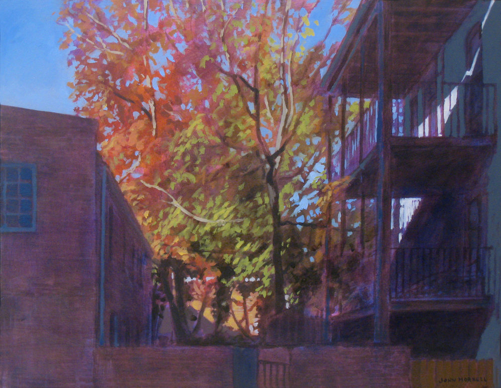 N Street (Autumn)