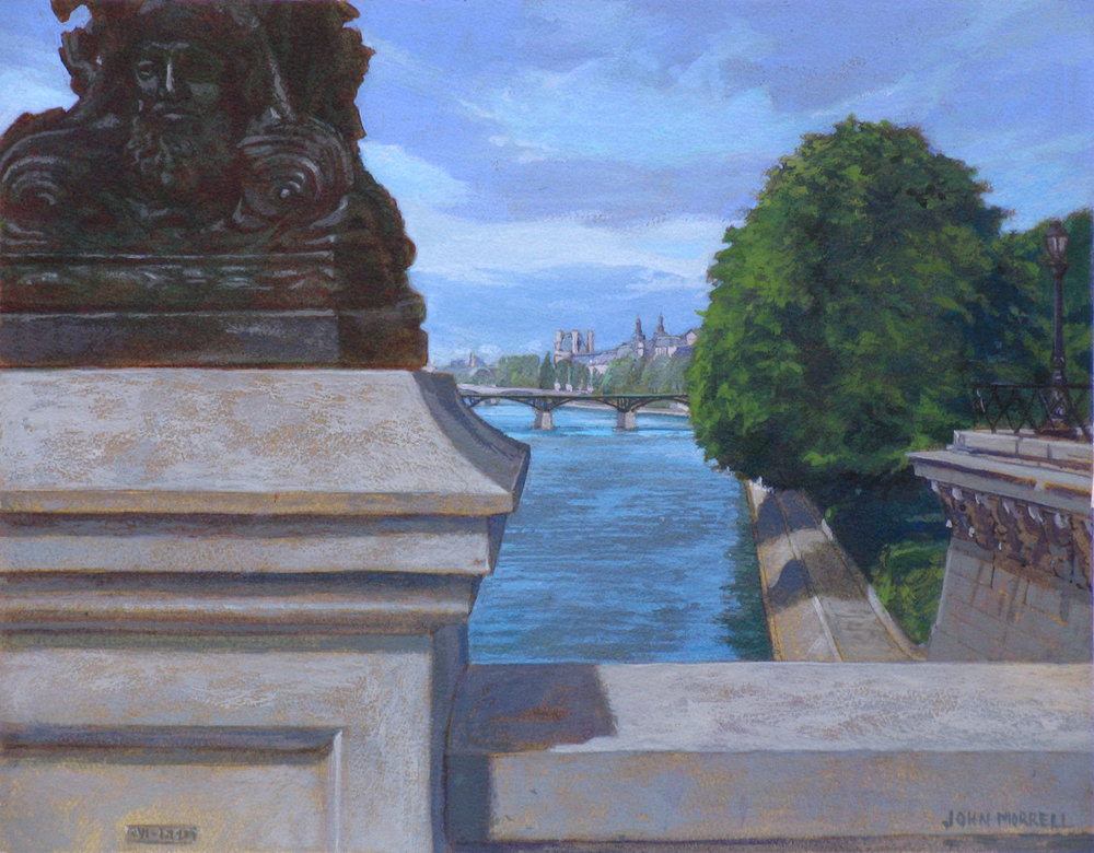 View from Pont Neuf