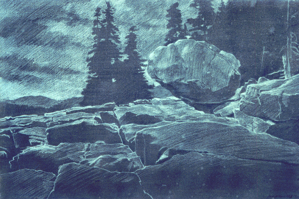 Erratic (Mount Desert Island)