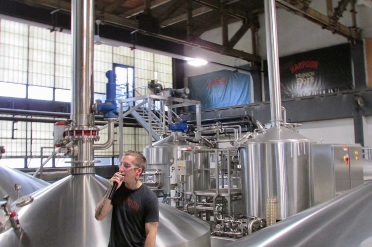 CV #4 Harpoon: Beer is Fun & People Are At The Center of What We Do