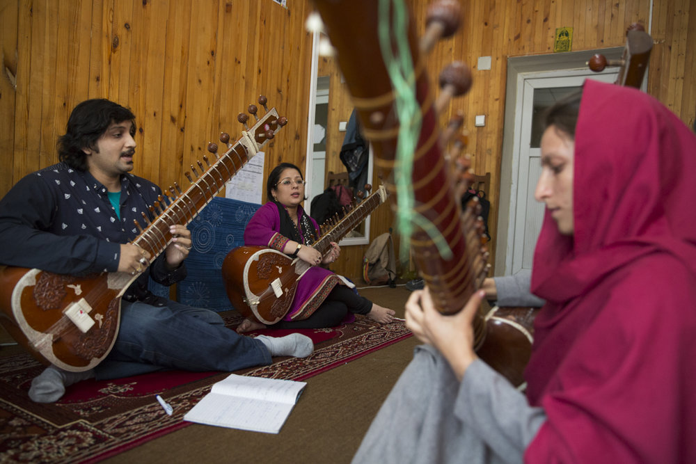 Afghan National Institute of Music