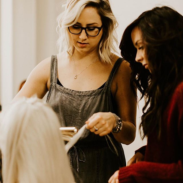are you guys excited for us to announce our first STYLE NIGHT!  We can't wait to teach you quick styling tips and ways to curl your hair!  Who's going to come to our first one ever in JANUARY!!? ———- #lasvegashairstylist #lasvegashairsalon #collectwildflowers #hairstyles #learntostyle #educationforclients #haireducation #lasvegasevents