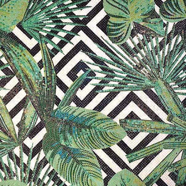 Trend - Custom mosaics, printed tiles, glass and terrazzo.
