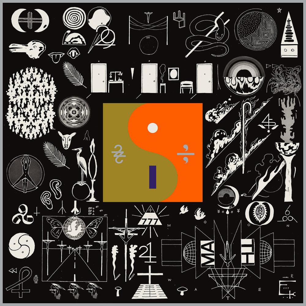 Bon Iver - 22, A Million (2016)