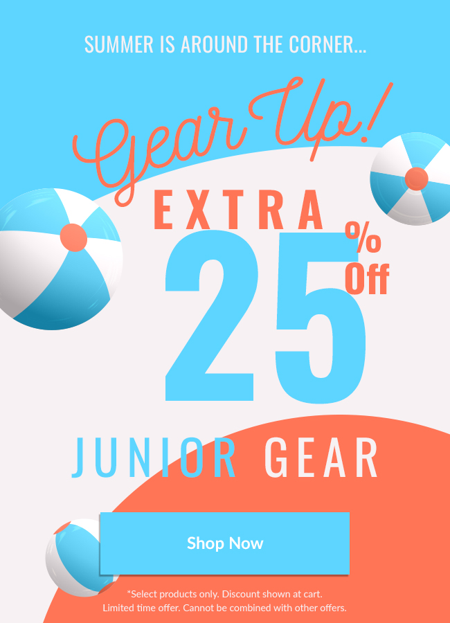 Junior Gear Sale