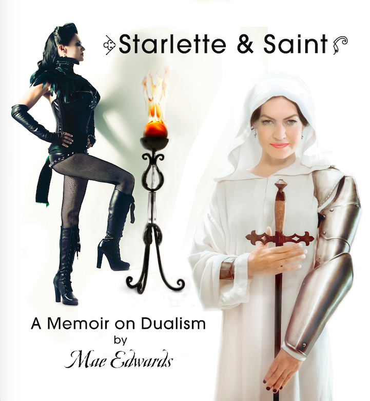 Starlette & Saint by Mae Edwards
