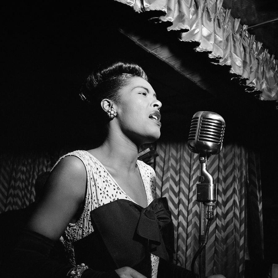 Billie Holiday, 1950s