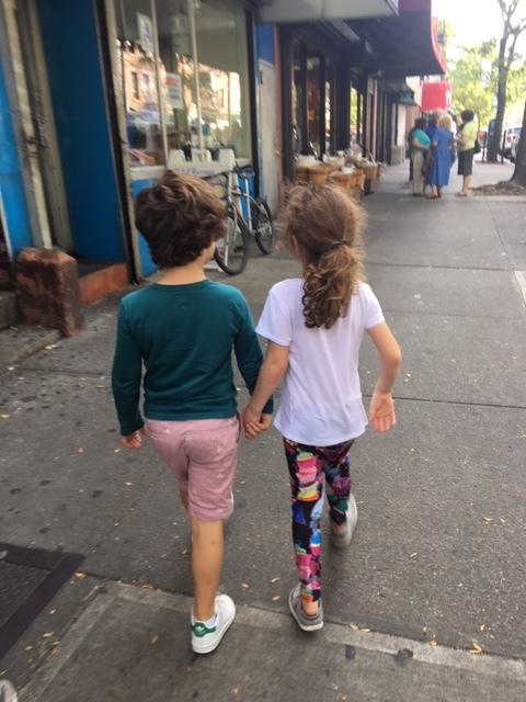Strolling Arthur Ave