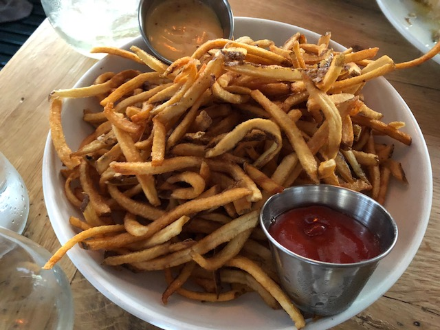 The best fries in the world