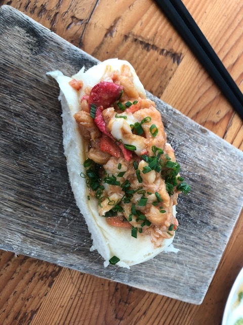 Brown Butter Lobster Roll