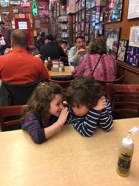 Kids + Katz's