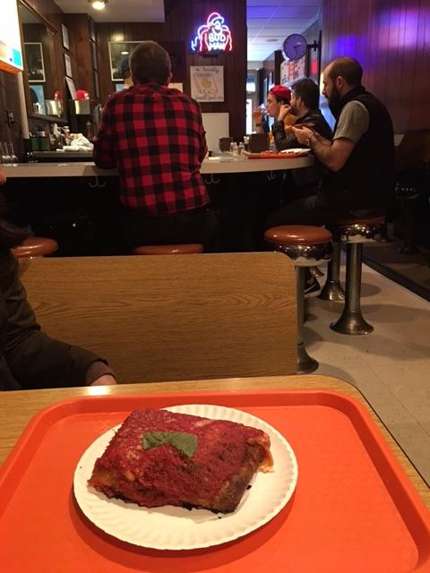 Square Slice Appetizer