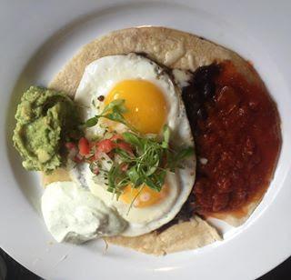 Huevos Rancheros are always a good call