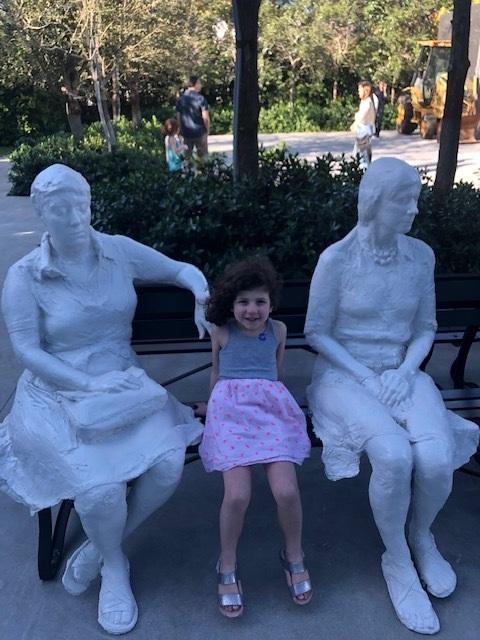 ICA Sculpture Garden