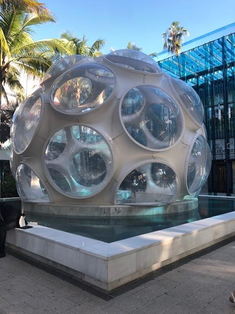 R. Buckminster Fuller, Fly's Eye Dome