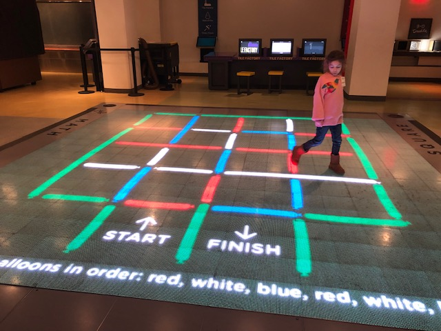 The National Museum of Mathematics - An interactive but confusing ode to all things math.