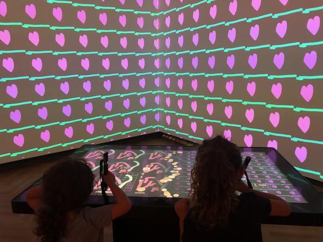 Cooper Hewitt Museum - An interactive and modern museum of design