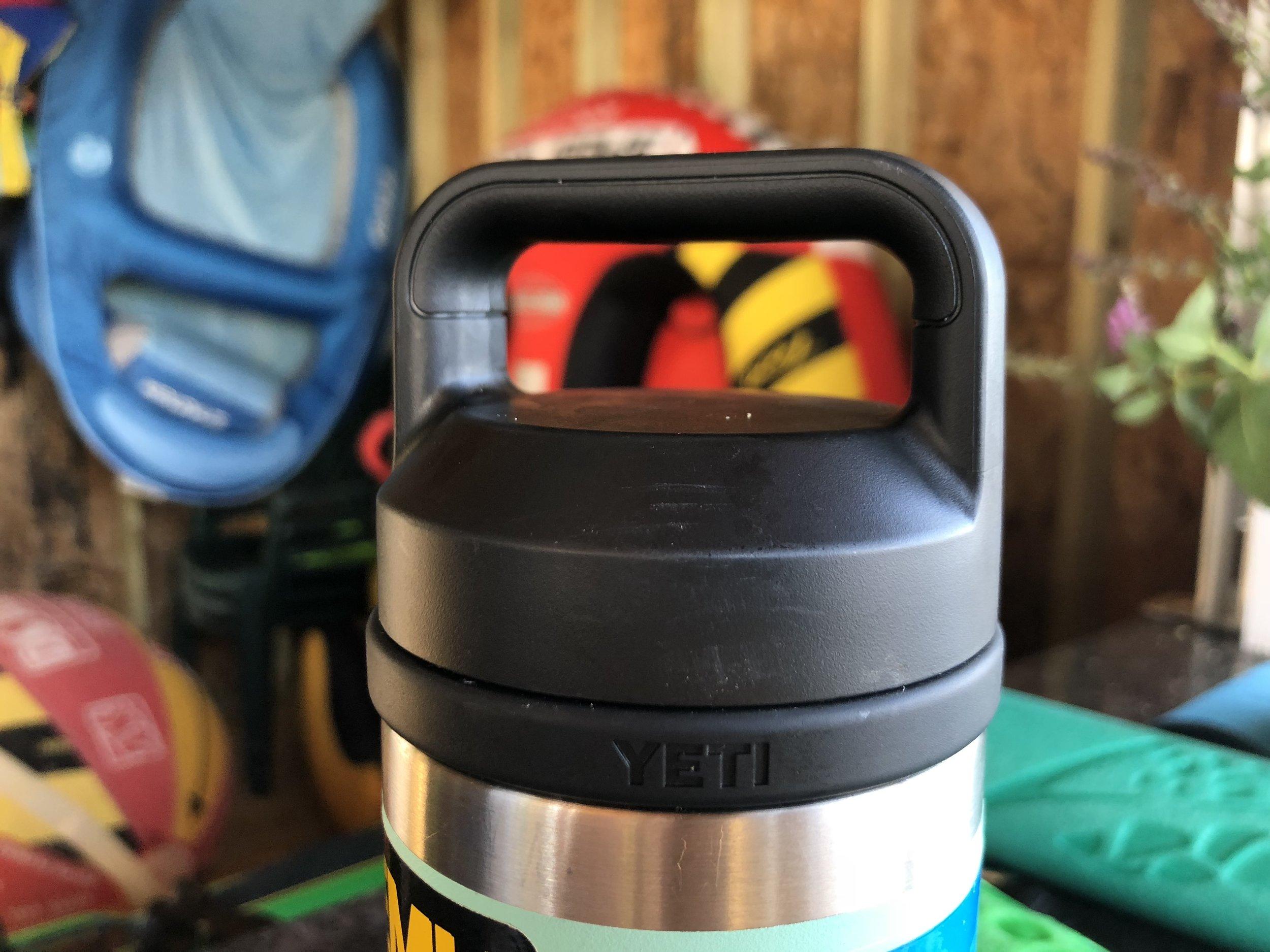YETI Rambler Bottle Chug Cap: For Those In A Hurry